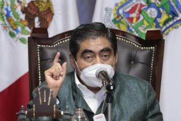 Pide Barbosa mayor apoyo en seguridad y atención a desastres naturales