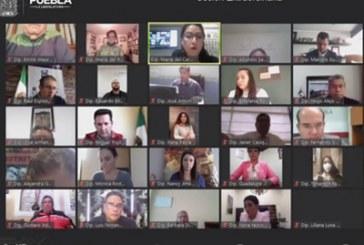 Congreso del Estado aprueba por unanimidad expedición de la Ley de Búsqueda de Personas del Estado de Puebla