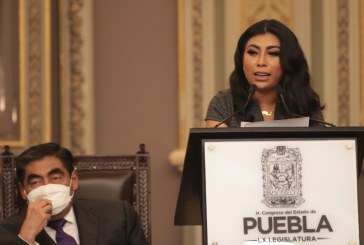 Primer Legislatura de izquierda actuó en favor de los poblanos: Nora Escamilla
